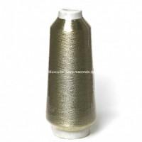 Прочие 0212-1035 Нить метализированная 4500 м золото светлое