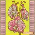 Абрис Арт АС-034 Орхидеи. Рисунок на холсте
