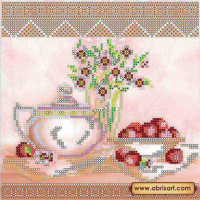 Абрис Арт АС-082 Десерт. Рисунок на холсте