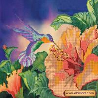 Абрис Арт АС-221 Сладкий нектар. Рисунок на холсте