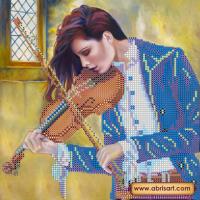 Абрис Арт АС-457 Музыка души. Рисунок на холсте