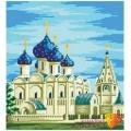 Алмазная живопись АЖ-1005 Суздаль