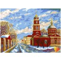 Алмазная живопись АЖ-1008 Замоскворечье