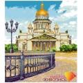 Алмазная живопись АЖ-1009 Исаакиевский собор