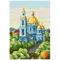 Алмазная живопись АЖ-1012 Елоховская церковь
