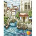 Алмазная живопись АЖ-110 Венеция