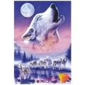 Алмазная живопись АЖ-232 Волки