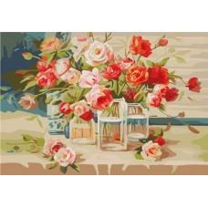 G387 Букет из роз