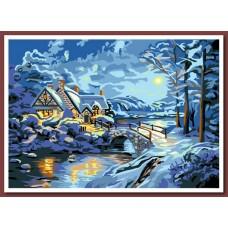 GX6081 Зимняя ночь