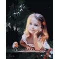 GX7044 Маленькая мечтательница