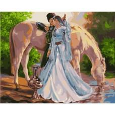 GX7223 Казак с невестой
