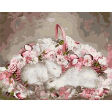 GX7613 Белые крольчата