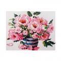 Crystal 7712995 Розовые пионы