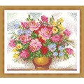 Crystal 7713093 Яркие цветы