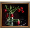 Crystal 7713095 Красные тюльпаны