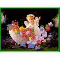 Каролинка КБА 4001 Ангел в лесу