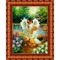Каролинка КБА 4012 Ангел с утятами
