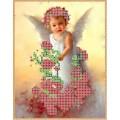Каролинка КБА 5003 Ангел в розах