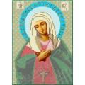 Каролинка КБИ 4012 Икона Пресвятой Богородицы Умиление