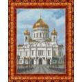 Каролинка КБП 3020 Храм Христа Спасителя