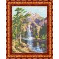 Каролинка КБП 3024 Горный водопад