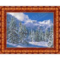 Каролинка КБП 3028 Зимний пейзаж