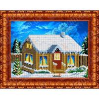 Каролинка КБП 4005 В деревне. Зима