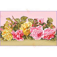 Каролинка КБЦ 3008 Розовый букет