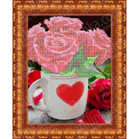 Каролинка КБЦ 4017 Розы для любимой