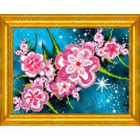 Каролинка КБЦ 4019 Небесные цветы
