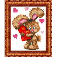 Каролинка КБЖ 5012 Влюбленный зайчонок