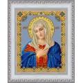 Конёк НИК9236 Богородица Умиление. Схема для вышивания бисером