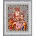 Конёк НИК 9243 Богородица Вифлиемская. Схема для вышивания бисером