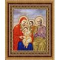 Конёк НИК 9245 Богородица Трех Радостей. Схема для вышивания бисером