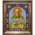 Конёк НИК 9374 Св. Иоанн Кронштадтский. Схема для вышивания бисером