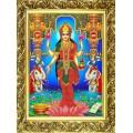 Конёк НИК9603 Лакшми- богиня изобилия...Схема для вышивания бисером
