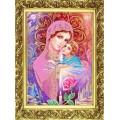 Конёк НИК9627 Свет любви. Схема для вышивания бисером