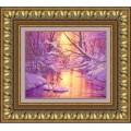 Конёк НИК 9644 Зимняя сказка. Схема для вышивания бисером