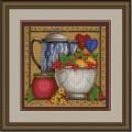 Конёк НИК 9683 Кухня 1. Схема для вышивания бисером