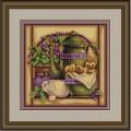 Конёк НИК 9685 Кухня 3. Схема для вышивания бисером