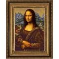 Конёк НИК 9757 Джоконда (Леонардо да Винчи). Схема для вышивания бисером