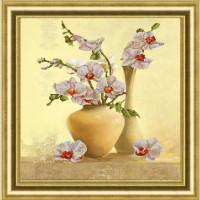 Конёк НИК 9788 Орхидея. Схема для вышивания бисером