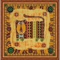 Конёк НИК 9811 Лёвушка. Схема для вышивания бисером