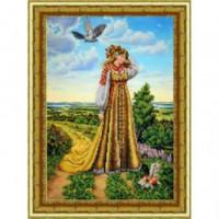 Конёк НИК 9832 Осенняя гармония. Схема для вышивания бисером