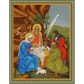 Конёк НИК 9851 Рождество Христово. Схема для вышивания бисером