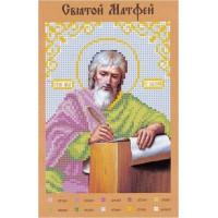 Крестомания 049И Святой Матфей. Рисунок на холсте