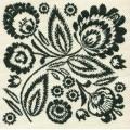 Матренин Посад 1740 Таинственный Цветок. Рисунок на канве