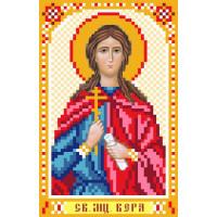 Матренин Посад 3045 Икона Св. Вера. Рисунок на шёлке