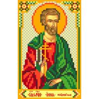 Матренин Посад 3055 Икона Св. Инна. Рисунок на шёлке