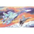 Матренин Посад 4167 ВВС России. Рисунок на шёлке